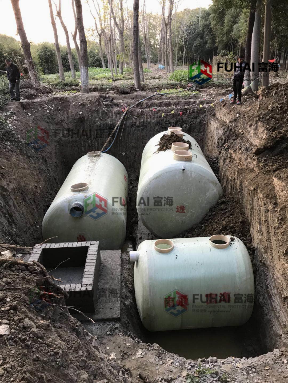 苏州农村污水项目